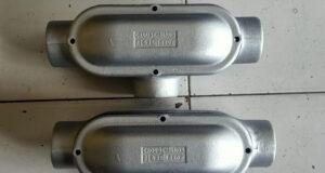 "Crouse Hinds Universal Tee 2 ½"" & 3"""