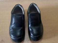 pilih sepatu safety untuk pekerjaan proyek anda