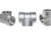 Jual Tee Socket weld 3000#, ASME SA182M SS 316