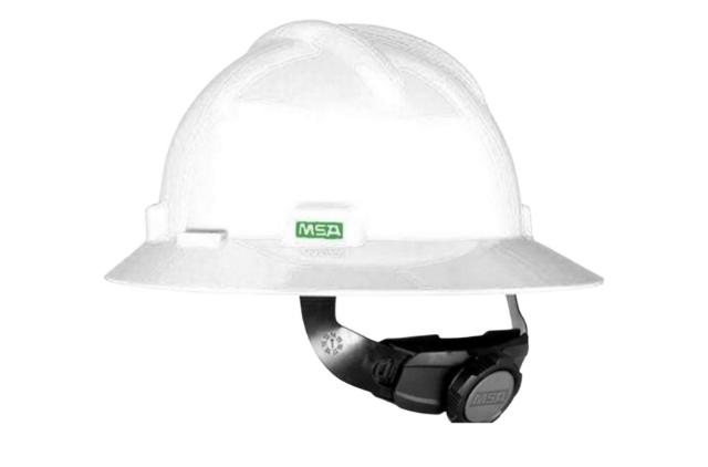 Jual MSA V Gard Full Brim Helmet 475 di cilegon