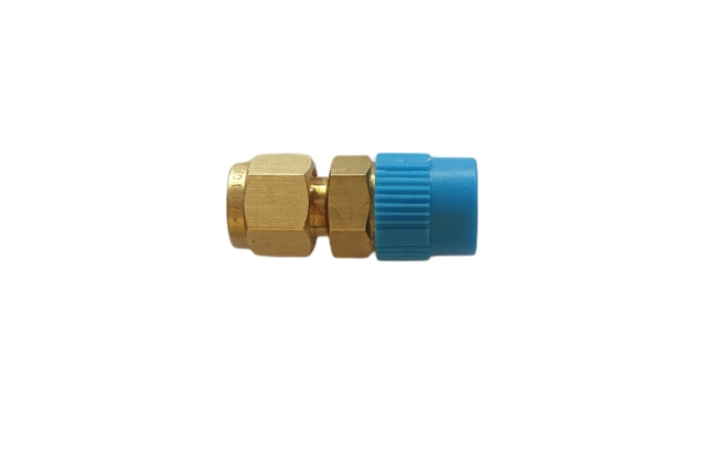 Jual male connector material brass
