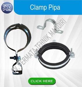 jual Clamp pipa